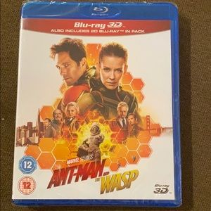 Any-Man and The Wasp